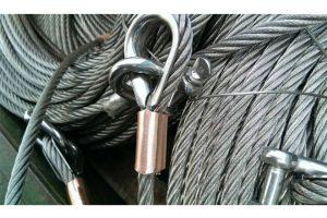 Jenis Wire Rope dan Manfaatnya di Bidang Industri